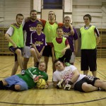 1. FC Knast Gruppenfoto 2014